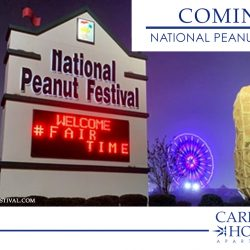 National Peanut Festival 2019