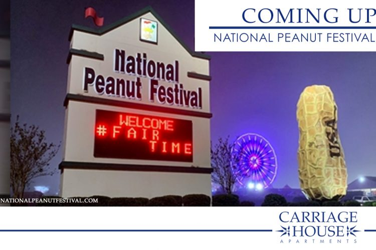 Coming Up: National Peanut Festival 2019
