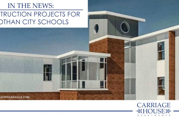 In the News: Construction Projects for Dothan City Schools