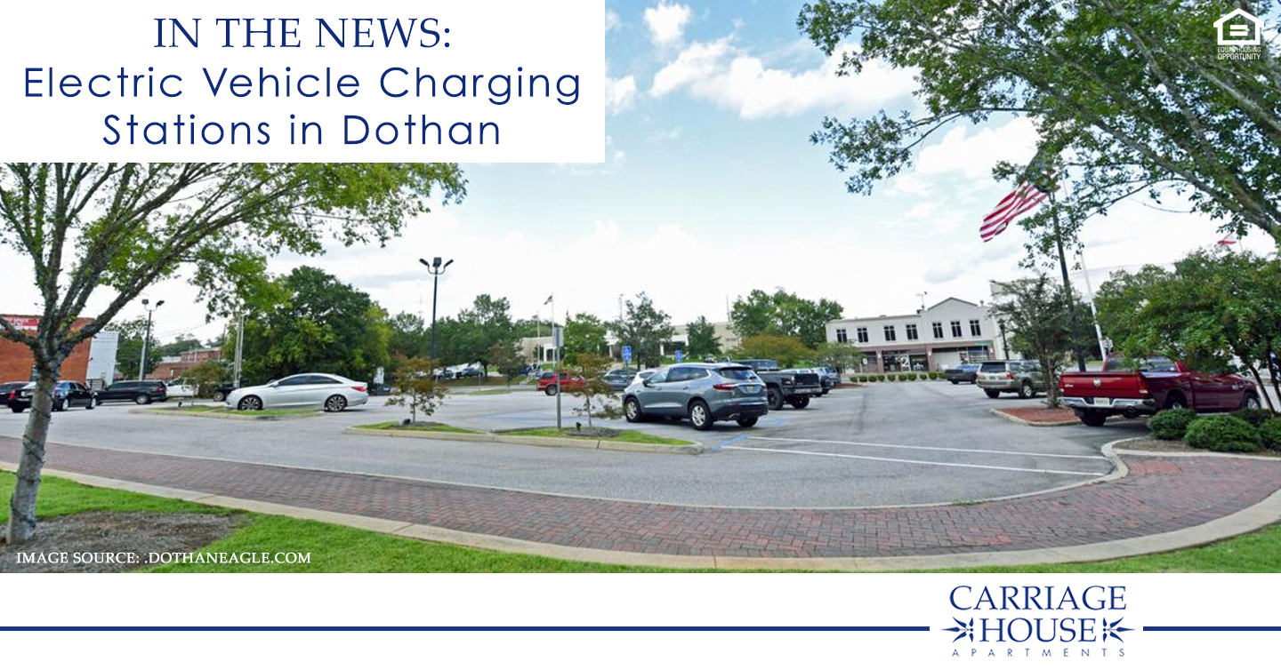 Electric Vehicle Charging Stations in Dothan