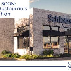 new chain restaurants in Dothan