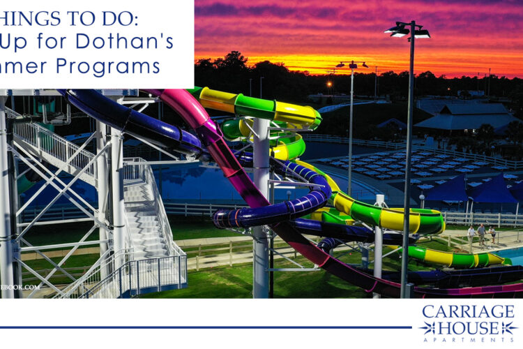 Things to Do: Sign Up for Dothan's Summer Programs